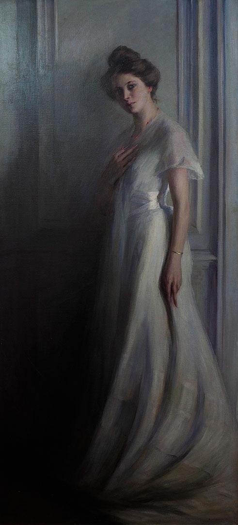 The 1830 girl (Marguerite)