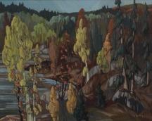 Aperçu de l'œuvre: Plein forêt