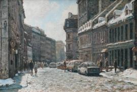 Artwork preview: Dimanche rue St-Paul