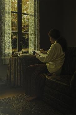 Aperçu de l'œuvre: Un dessin d'automne