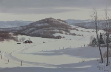 Artwork preview: Eastern Townships, Québec