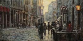 Artwork preview: Promenade sur St-Paul