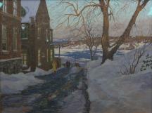 Aperçu de l'œuvre: All the colours of winter