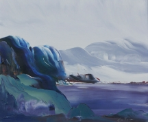 Artwork preview: Untitled (lake view)