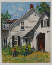 Artwork preview: Untitled  (Farm house )