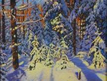 Artwork preview: Beaux moments de l'hiver