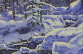 Artwork preview: Ruisseau