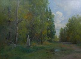 """Artwork preview: """"Septembre"""" (près de Senneville)"""