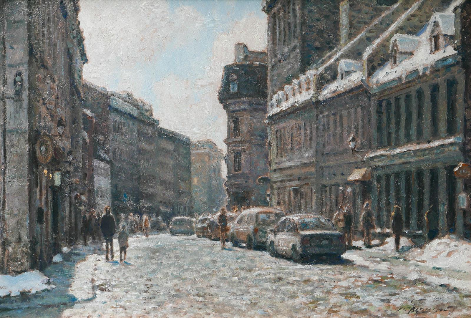 Dimanche rue St-Paul