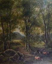 Artwork preview: No title (pastoral)