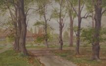 Artwork preview: At Hampton Court