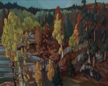 Artwork preview: Plein forêt