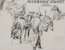 Artwork preview: Accidental sheriff