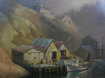 Artwork preview: Whistler's Cove