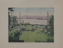 Artwork preview: Oakes Garden, Niagara Falls, Canada