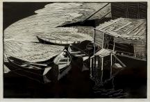 Artwork preview: Snake Island, Lake Winnipeg
