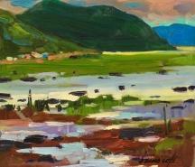Artwork preview: A marée basse