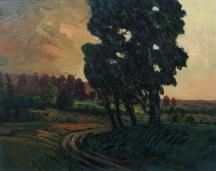 Artwork preview: Untitled (summer landscape)