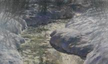 Artwork preview: Froidure et murmures