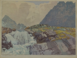Artwork preview: Mountain Torrent