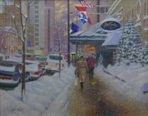 Artwork preview: Le Ritz Carlton