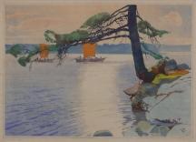 Artwork preview: Poplar Bay