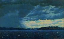 Artwork preview: Avant l'orage