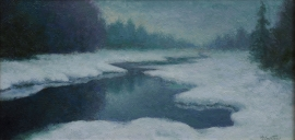 Artwork preview: Snow on the way