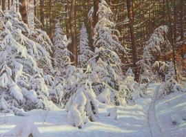 Artwork preview: L'hiver