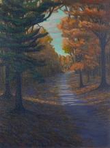 Artwork preview: Morning light september