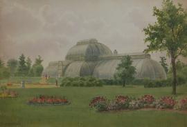 Artwork preview: The Palm House, Kew Gardens