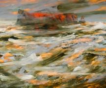Artwork preview: Vent et lumière sur Percé III