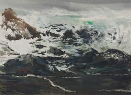 Artwork preview: Untitled (ocean landscape)