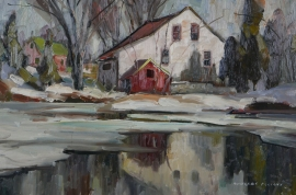 Artwork preview: The Grist mill - Rockwood. Ont.