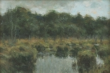 Artwork preview: Le marais au rang des sources